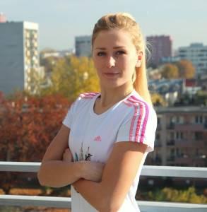 Marta Krzywda - fitness