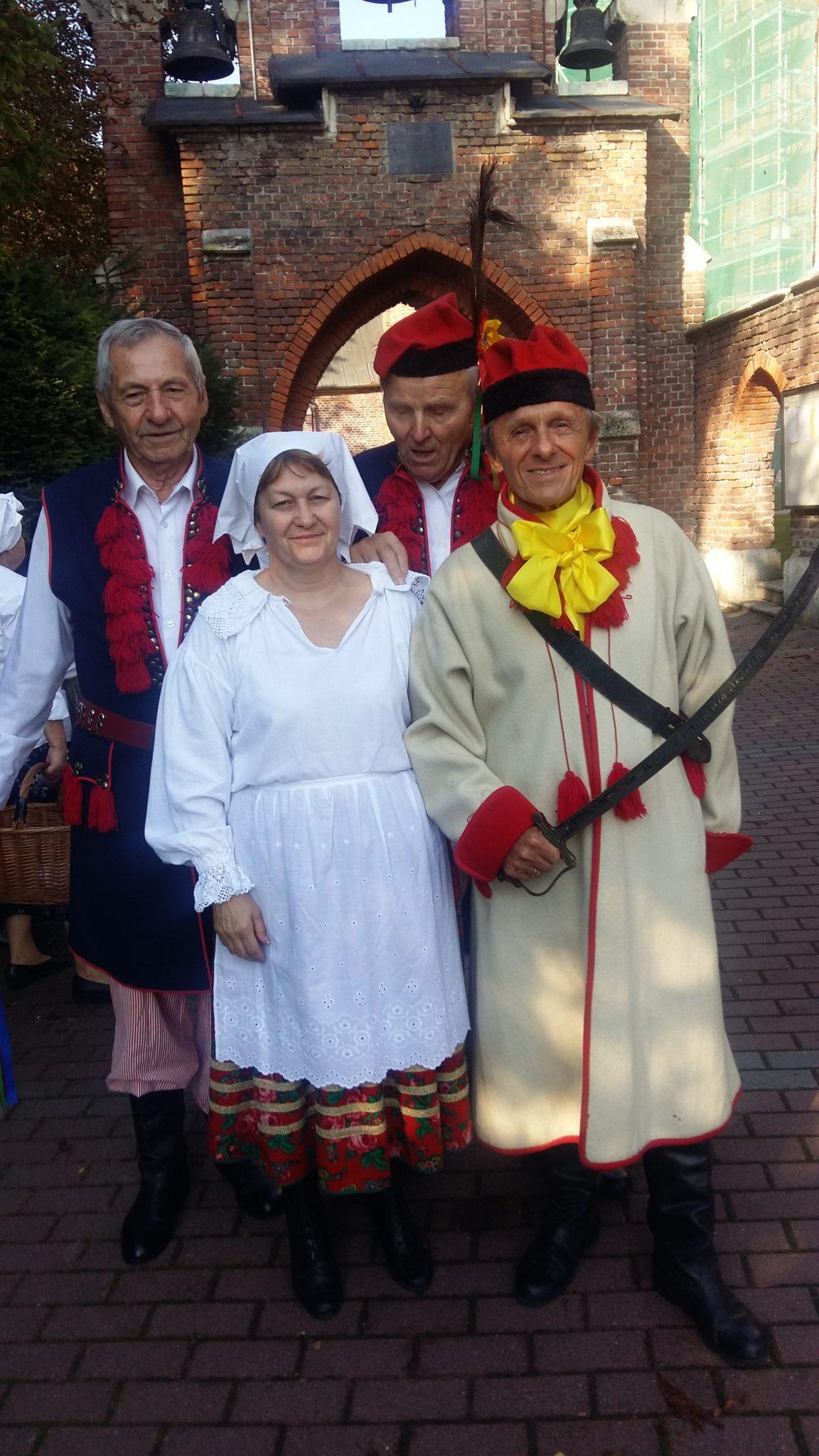 Widowisko historyczne Bitwa Racławicka