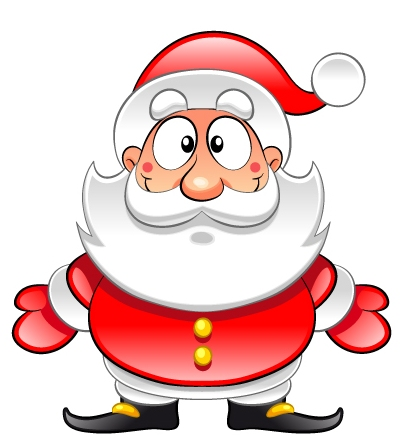 W Mega Wizyta Świętego Mikołaja! XP55