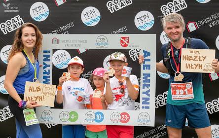 Młyn Trail 2019 zawody biegowe
